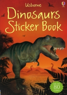 Dinosaurs Spotters Sticker Book, Paperback Book