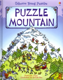 Young Puzzles Puzzle Mountain, Hardback Book