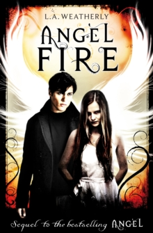 Angel Fire, Paperback Book