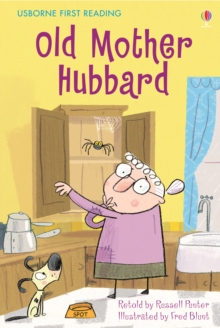 Old Mother Hubbard, Hardback Book