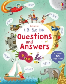 Lift the Flap Questions and Answers, Board book Book
