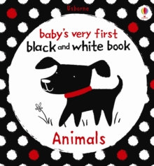 Black and White: Animals, Hardback Book
