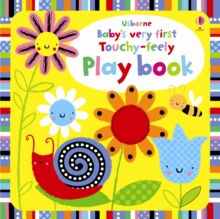 Baby's Very First Touchy-feely Playbook, Board book Book