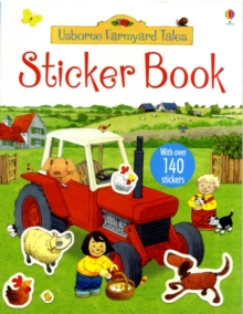 Farmyard Tales Sticker Book, Paperback Book