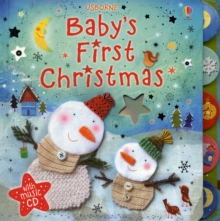 Baby's First Christmas, Mixed media product Book
