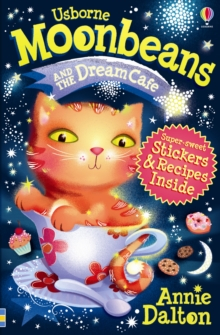 Magical Moon Cat: Moonbeans and the Dream Cafe, Paperback Book