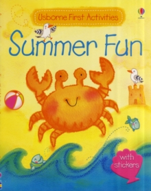Usborne First Activities Summer Fun, Paperback Book