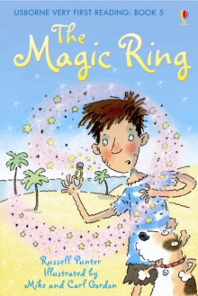 The Magic Ring, Hardback Book