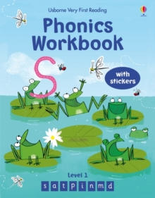 Phonics Workbook 1 Very First Reading, Paperback Book