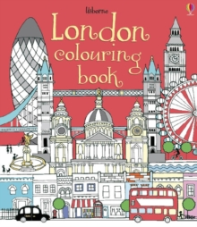 London Colouring Book, Paperback Book