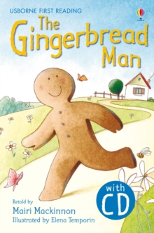 The Gingerbread Man, CD-Audio Book