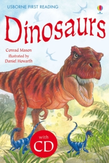 First Reading Three: Dinosaurs, CD-Audio Book