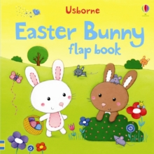 Easter Bunny Flap Book, Board book Book