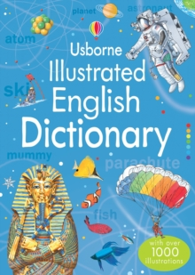 Illustrated English Dictionary, Paperback Book