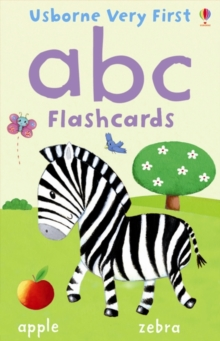 Very First Flashcards: ABC, Novelty book Book