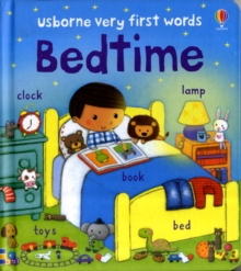 Usborne Very First Words Bedtime, Board book Book