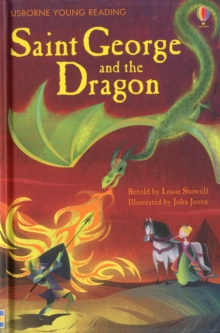 Saint George and the Dragon, Hardback Book