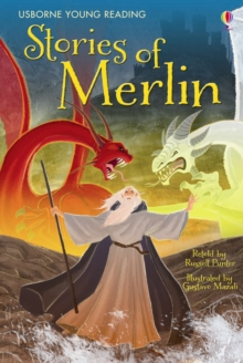 Young Reading 1: The Stories of Merlin, Hardback Book