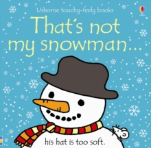 That's Not My Snowman, Board book Book