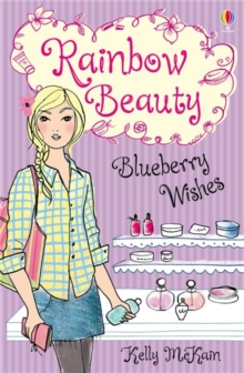 Rainbow Beauty Blueberry Wishes, Paperback Book