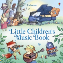 Little Children's Music Book, Board book Book