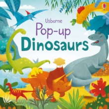 Pop-Up Dinosaurs, Board book Book