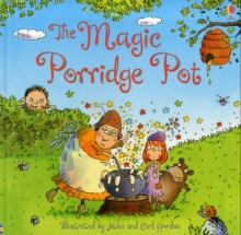 The Magic Porridge Pot, Paperback Book