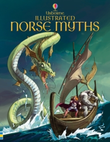 Illustrated Norse Myths, Hardback Book