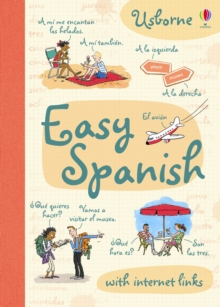 Easy Spanish, Paperback Book