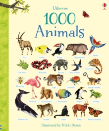 1000 Animals, Book Book