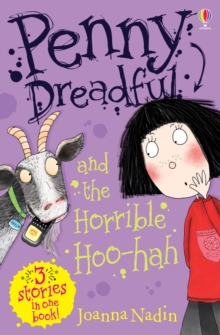 Penny Dreadful and the Horrible Hoo-hah, Paperback Book