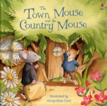 The Town Mouse and the Country Mouse, Paperback Book