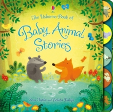 Baby Animal Stories, Board book Book