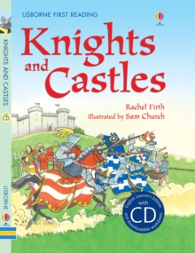Knights and Castles, CD-Audio Book