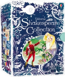 Shakespeare Collection Gift Set, Hardback Book