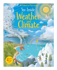 See Inside Weather & Climate, Board book Book