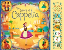 Coppelia, Board book Book