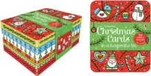 Christmas Cards Tin, Cards Book