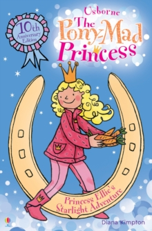 Princess Ellie's Startlight Adventure, Paperback Book