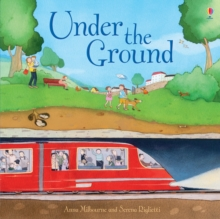 Under the Ground, Paperback Book