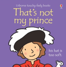 That's Not My Prince, Board book Book