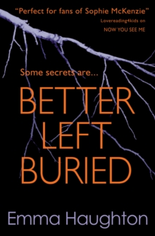 Better Left Buried, Paperback Book