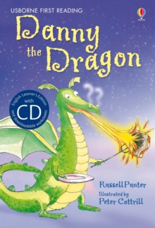 English Learners' Edition First Reading Series 3: Danny the Dragon, CD-Audio Book