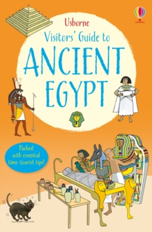 Visitor's Guide to Ancient Egypt, Paperback Book