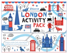 London Activity Pack, Undefined Book