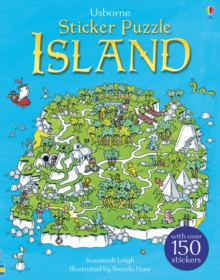 Sticker Puzzle Island