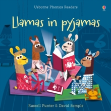 Llamas in Pyjamas, Paperback Book
