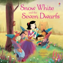 Snow White and the Seven Dwarfs, Paperback Book