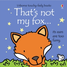 That's Not My Fox, Board book Book