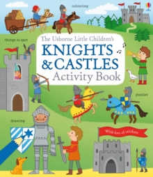 Little Children's Knights and Castles Activity Book, Paperback Book